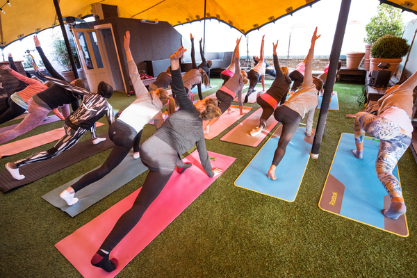 Nourish and Exercise Fitness Brunch Pilates