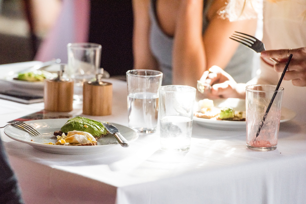 Nourish and Exercise Fitness Brunch