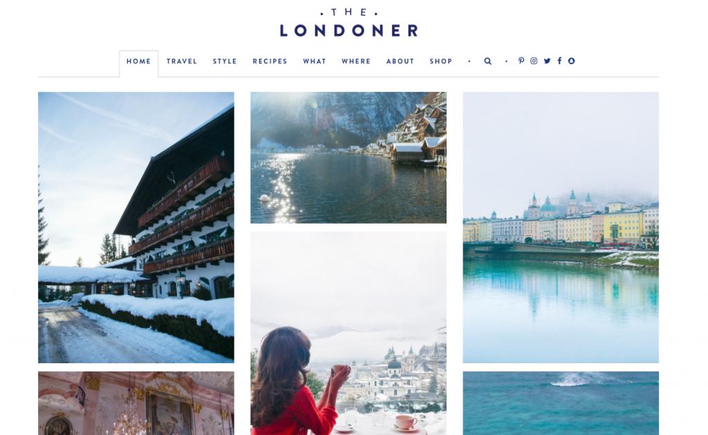 the londoner blogs