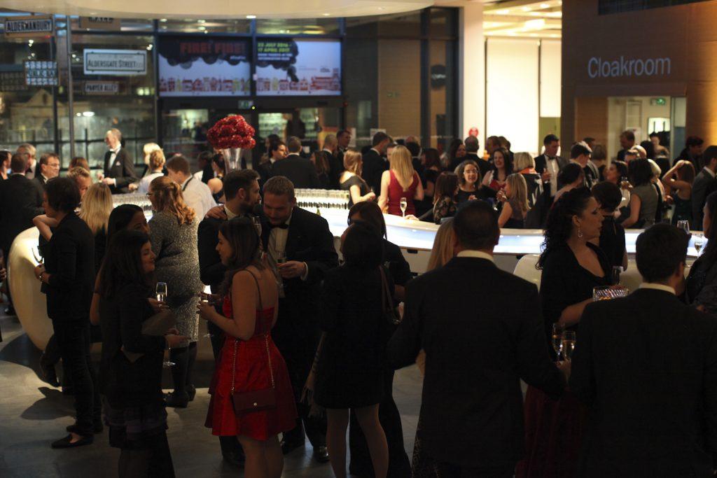 ASAP Gala Dinner Drinks Reception