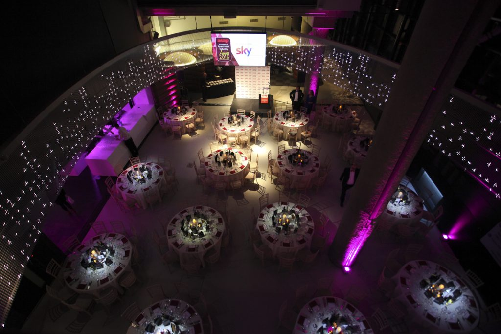 ASAP Gala Dinner Tables
