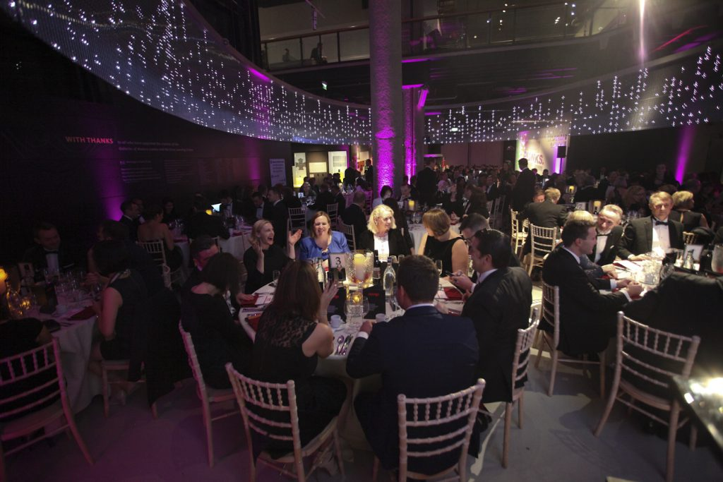 ASAP Gala Dinner Guests Seated