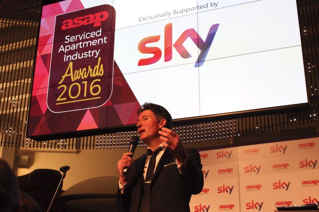 ASAP Gala Dinner Award Announcement