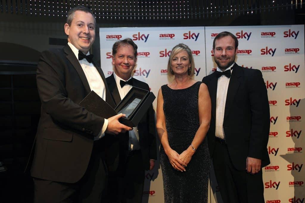ASAP Industry Award Winners