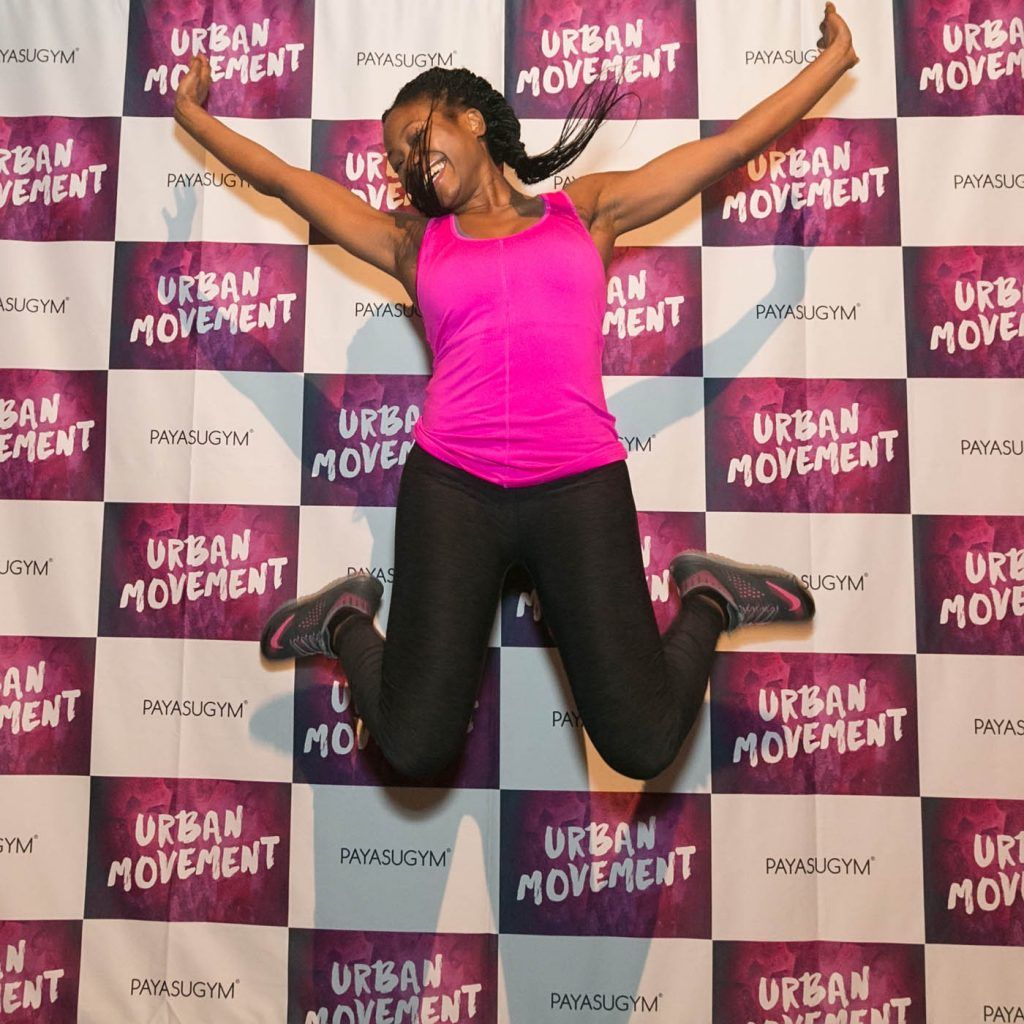 Urban Movement Fitness Event