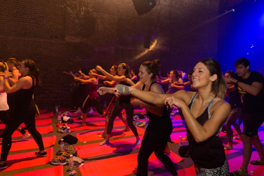 Urban Movement Fitness Event London