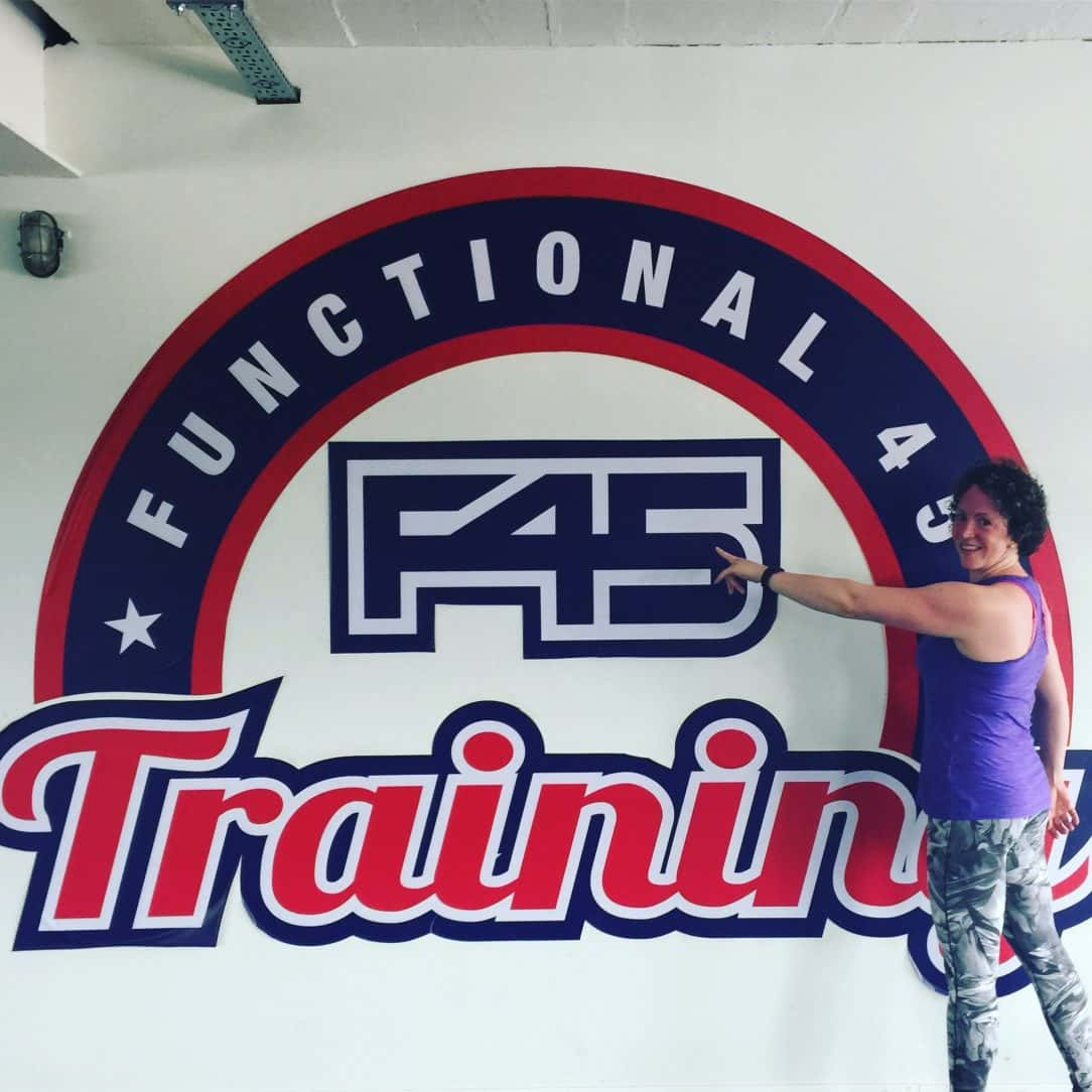 F45 Training in Kingston