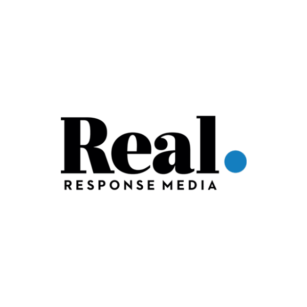 Real Response Media logo