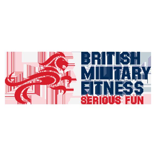 British Military Fitness logo