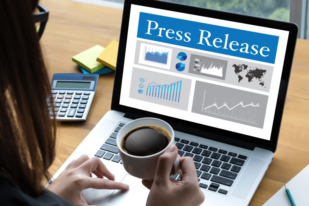LLM blog - how to write a press release