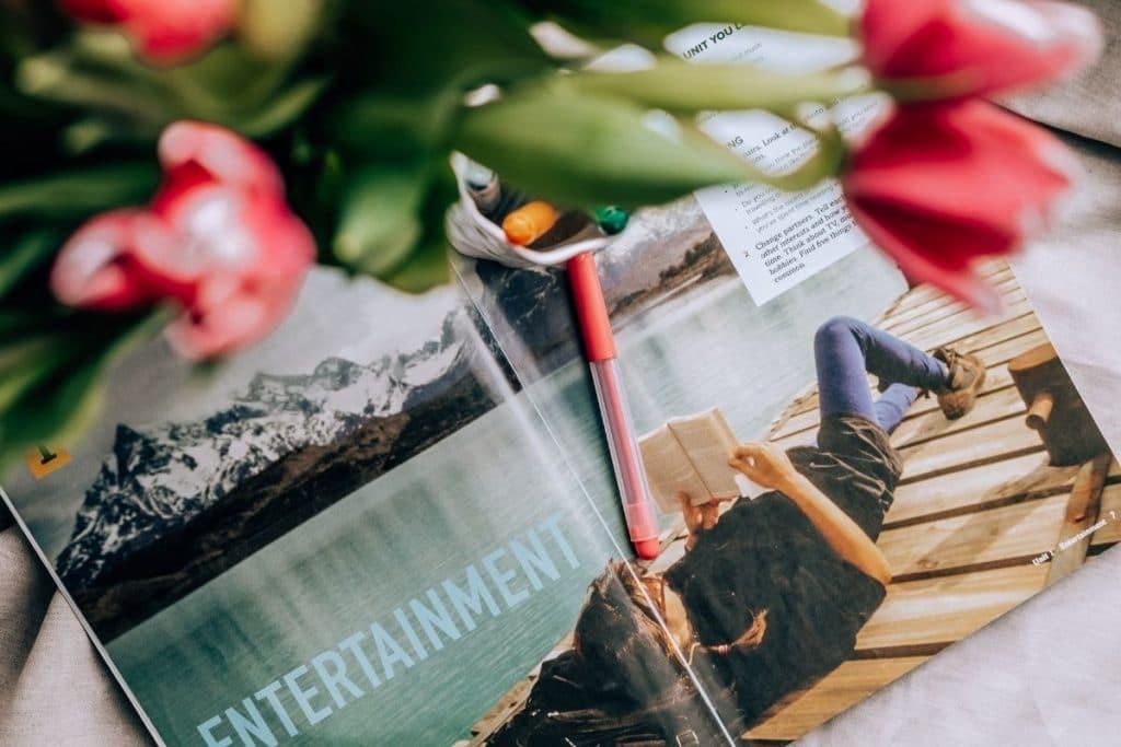 LLM blog - magazine column
